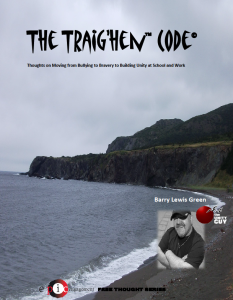 The Traighen Code Cover