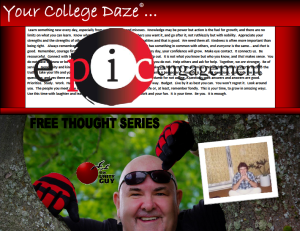 Your College Daze 2014 Cover