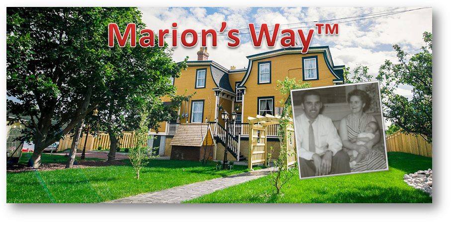 MARION'S WAY™ Online and Live
