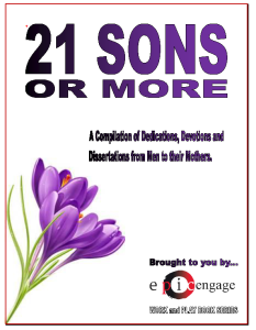 21 Sons or More Book